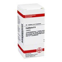 Cantharis C 6 Tabletten
