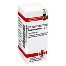 Produktbild Cardiospermum D 2 Globuli