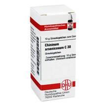 Produktbild Chininum arsenicosum C 30 Gl