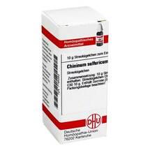 Chininum sulfuricum C 30 Globuli