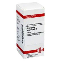 Produktbild Chimaphila umbellata D 3 Tabletten