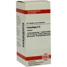 Produktbild Cimicifuga C 6 Tabletten