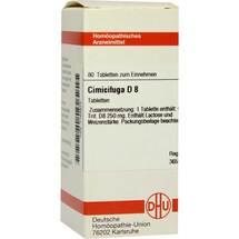 Cimicifuga D 8 Tabletten