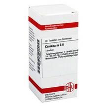 Cinnabaris C 6 Tabletten