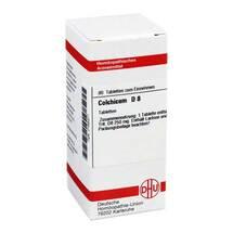 Produktbild Colchicum D 8 Tabletten