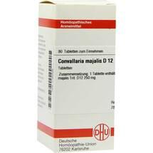 Produktbild Convallaria majalis D 12 Tabletten