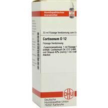Produktbild Cortisonum D 12 Dilution