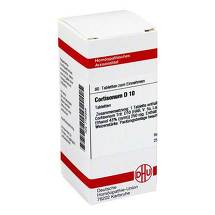 Produktbild Cortisonum D 10 Tabletten