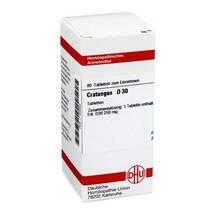 Crataegus D 30 Tabletten