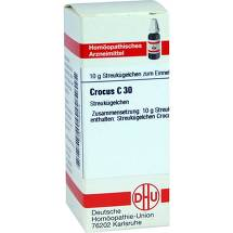 Produktbild Crocus C 30 Globuli