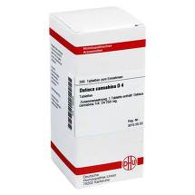 Produktbild Datisca cannabina D 4 Tabletten