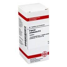 Produktbild Erigeron canadensis D 6 Tabletten