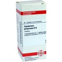 Produktbild Eupatorium purpureum D 6 Tabletten