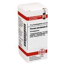 Produktbild Ferrum picrinicum D 6 Globuli