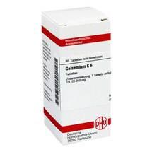 Produktbild Gelsemium C 6 Tabletten