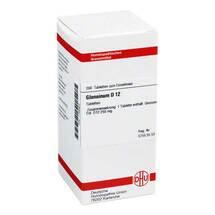Produktbild Glonoinum D 12 Tabletten