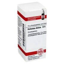 Produktbild Helonias dioica D 6 Globuli