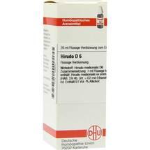 Hirudo D 6 Dilution