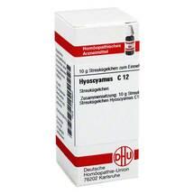 Produktbild Hyoscyamus C 12 Globuli
