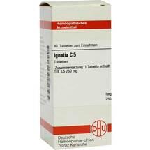 Produktbild Ignatia C 5 Tabletten
