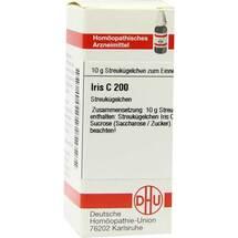 Produktbild Iris C 200 Globuli
