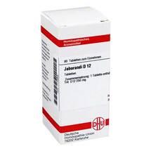 Produktbild Jaborandi D 12 Tabletten
