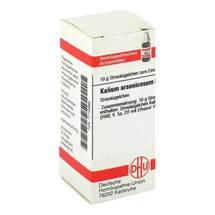 Kalium arsenicosum D 6 Globuli