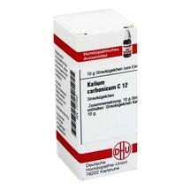 Produktbild Kalium carbonicum C 12 Globuli