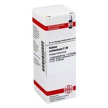 Kalium carbonicum C 30 Dilution