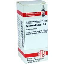Kalium nitricum D 6 Globuli