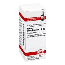 Produktbild Kalium phosphoricum C 12 Globuli