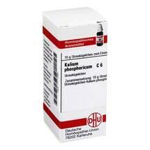 Produktbild Kalium phosphoricum C 6 Globuli