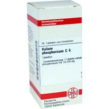 Produktbild Kalium phosphoricum C 6 Tabletten