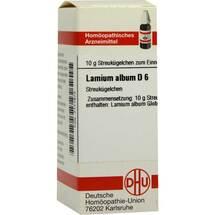 Produktbild Lamium album D 6 Globuli