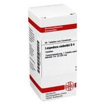 Produktbild Lespedeza sieboldii D 4 Tabletten
