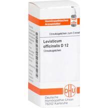 Produktbild Levisticum officinale D 12 Globuli