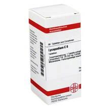 Produktbild Lycopodium C 6 Tabletten