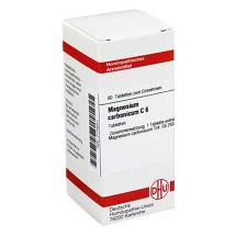 Produktbild Magnesium carbonicum C 6 Tabletten