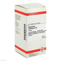 Produktbild Magnesium metallicum D 6 Tabletten