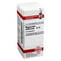 Produktbild Magnesium sulfuricum D 12 Gl