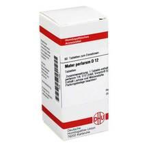 Produktbild Mater perlarum D 12 Tabletten