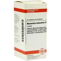 Produktbild Momordica Balsamina D 6 Tabletten