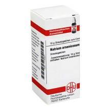Produktbild Natrium arsenicosum C 30 Globuli
