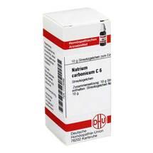 Produktbild Natrium carbonicum C 6 Globuli