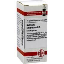Natrium chloratum C 5 Globuli