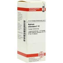 Produktbild Natrium chloratum C 12 Dilution