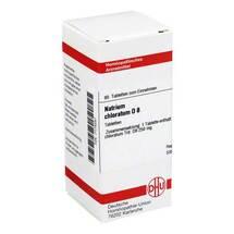 Produktbild Natrium chloratum D 8 Tabletten