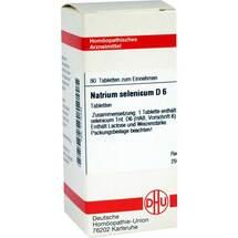 Produktbild Natrium selenicum D 6 Tabletten