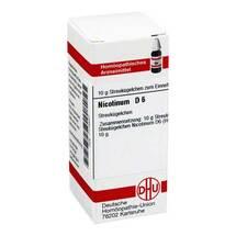 Produktbild Nicotinum D 6 Globuli