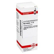 Produktbild Nux vomica C 12 Dilution